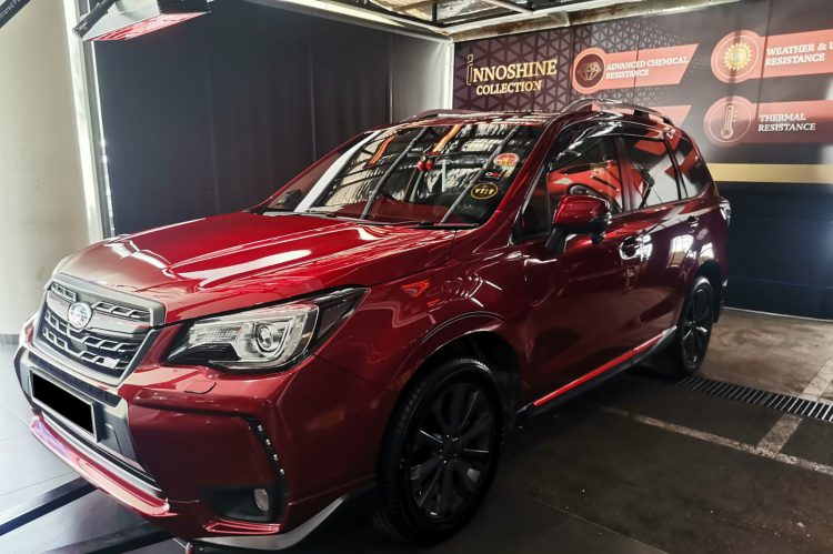 Innoshine Collection Ultra+ Coating Subaru Forester